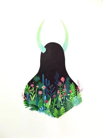Maskofleurs, également disponible avec Art Lover