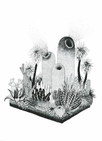 Spores, également disponible avec Art Rookie