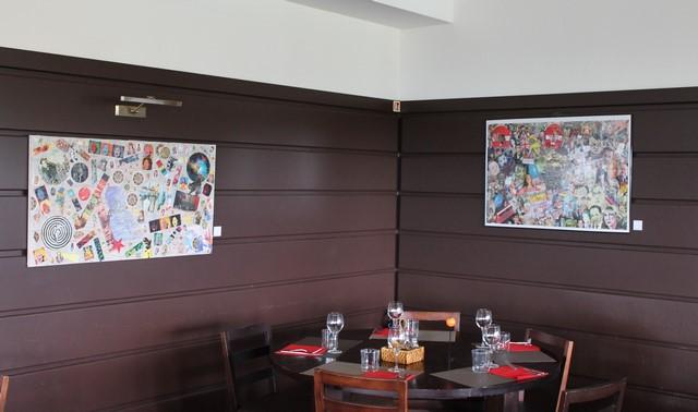 Altea sur le Green, coté restaurant (©Get Arty)